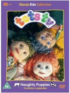 Tots TV: The Naughty Puppies And Other Stories