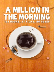 A million in the morning