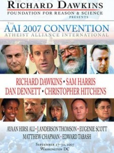 Atheist Alliance International Convention 2007