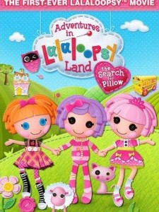 Adventures in Lalaloopsy Land: The Search for Pill