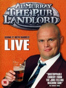Al Murray, The Pub Landlord - Giving It Both Barre
