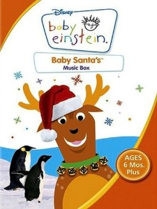 Baby Einstein: Santa's Music Box