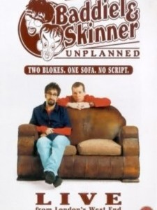 Baddiel & Skinner Unplanned Live from London's Wes