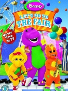 Barney: Let's Go To The Fair
