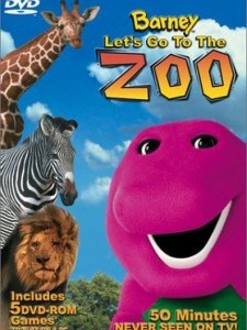 Barney: Let's Go to the Zoo