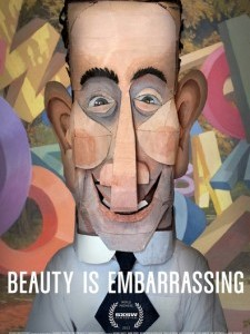 Beauty Is Embarrassing