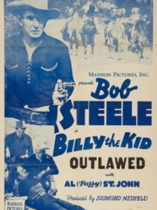 Billy the Kid Outlawed