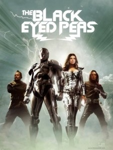 Black Eyed Peas Live  at SWU Festival