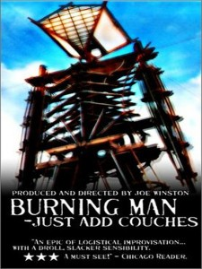 Burning Man: Just Add Couches