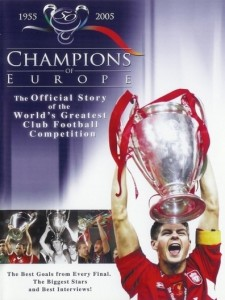 Champions Of Europe: The Official Story Of The Wor