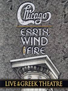 Chicago and Earth, Wind & Fire - Live at the Greek