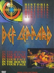 Def Leppard: Historia, In the Round, In Your Face