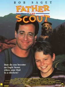 Father and Scout