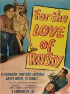 For the Love of Rusty