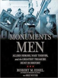 Hunting Hitler's Stolen Treasures: The Monuments M