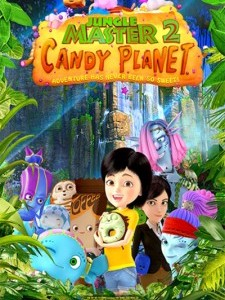 Jungle Master: Candy Planet