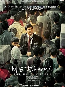 M.S.Dhoni: The Untold Story
