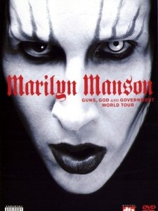 Marilyn Manson: Guns, God and Government World Tou