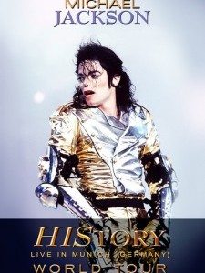 Michael Jackson: HIStory Tour  - Live in Munich (G