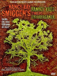 Nancy Ray Smiggen's Family Tree and the Majic Extr