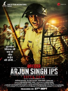 Officer Arjun Singh IPS