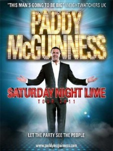 Paddy McGuinness - Saturday Night Live