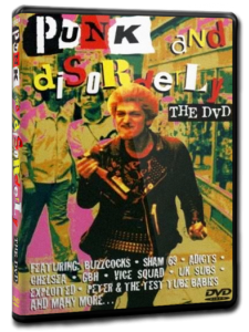Punk and Disorderly - The DVD