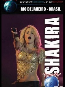 Shakira: Live at Rock in Rio 2011