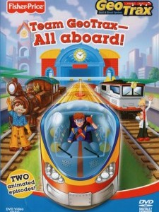 Team GeoTrax - All Aboard