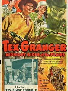 Tex Granger: Midnight Rider of the Plains