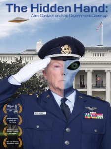 The Hidden Hand: Alien Contact and the Government