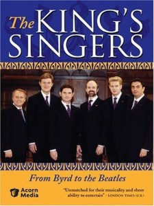The King's Singers: From Byrd to Beatles
