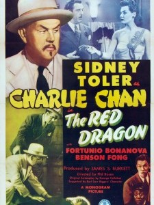 Charlie Chan in The Red Dragon