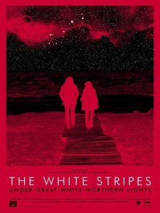 The White Stripes: Under Great White Northern Ligh