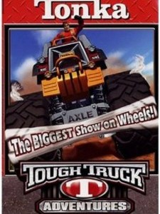 Tonka Tough Truck Adventures: The Biggest Show on