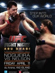 UFC Fight Night 39: Nogueira vs. Nelson