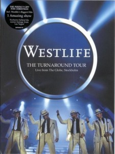 Westlife: Live in Stockholm The Turnaround Tour