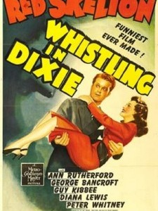 Whistling in Dixie