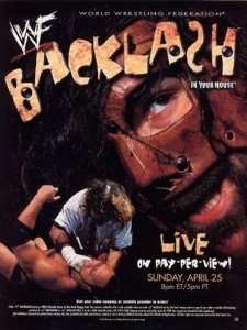 WWE Backlash: In Your House