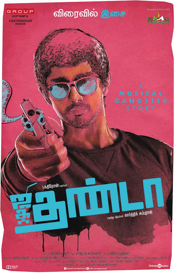 Movie Jigarthanda