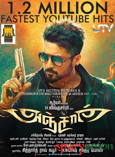 Movie Anjaan