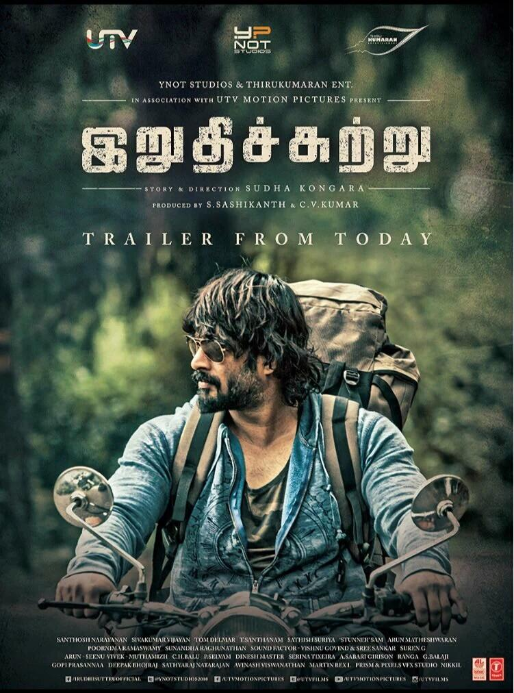 Movie Irudhi Suttru