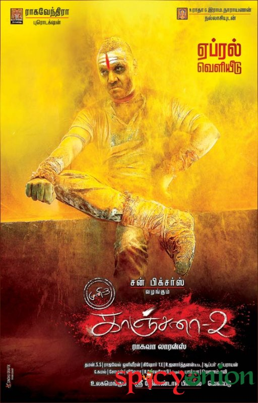 Movie Kanchana 2