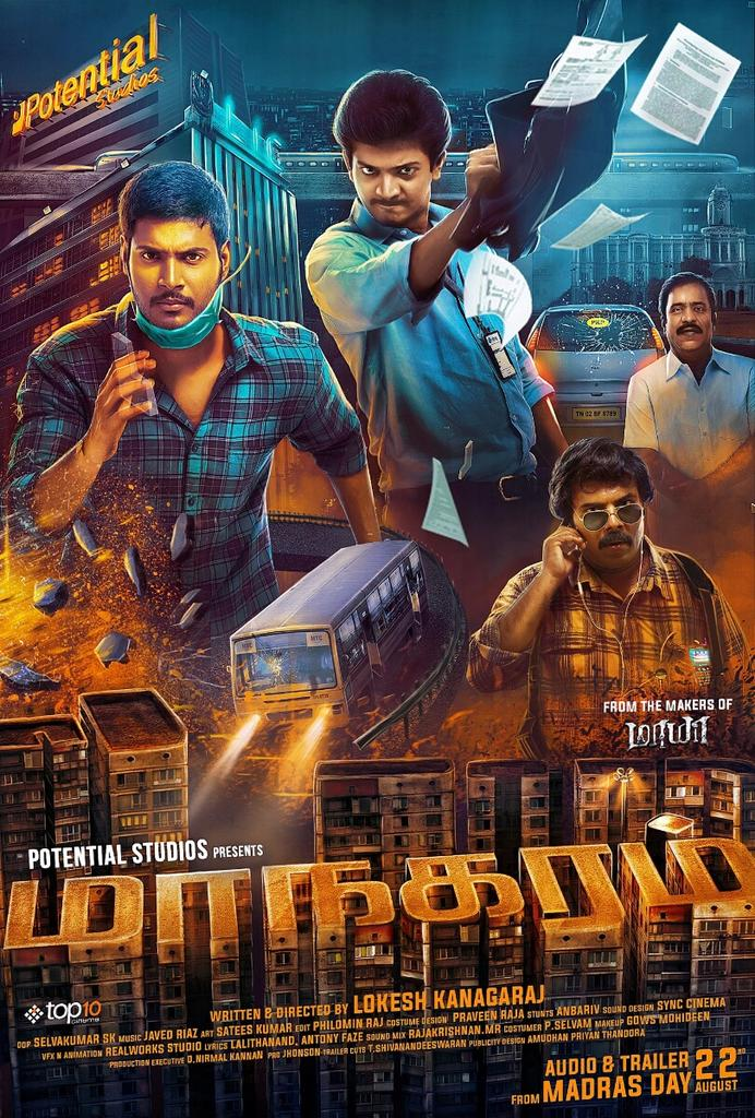 Movie Maanagaram