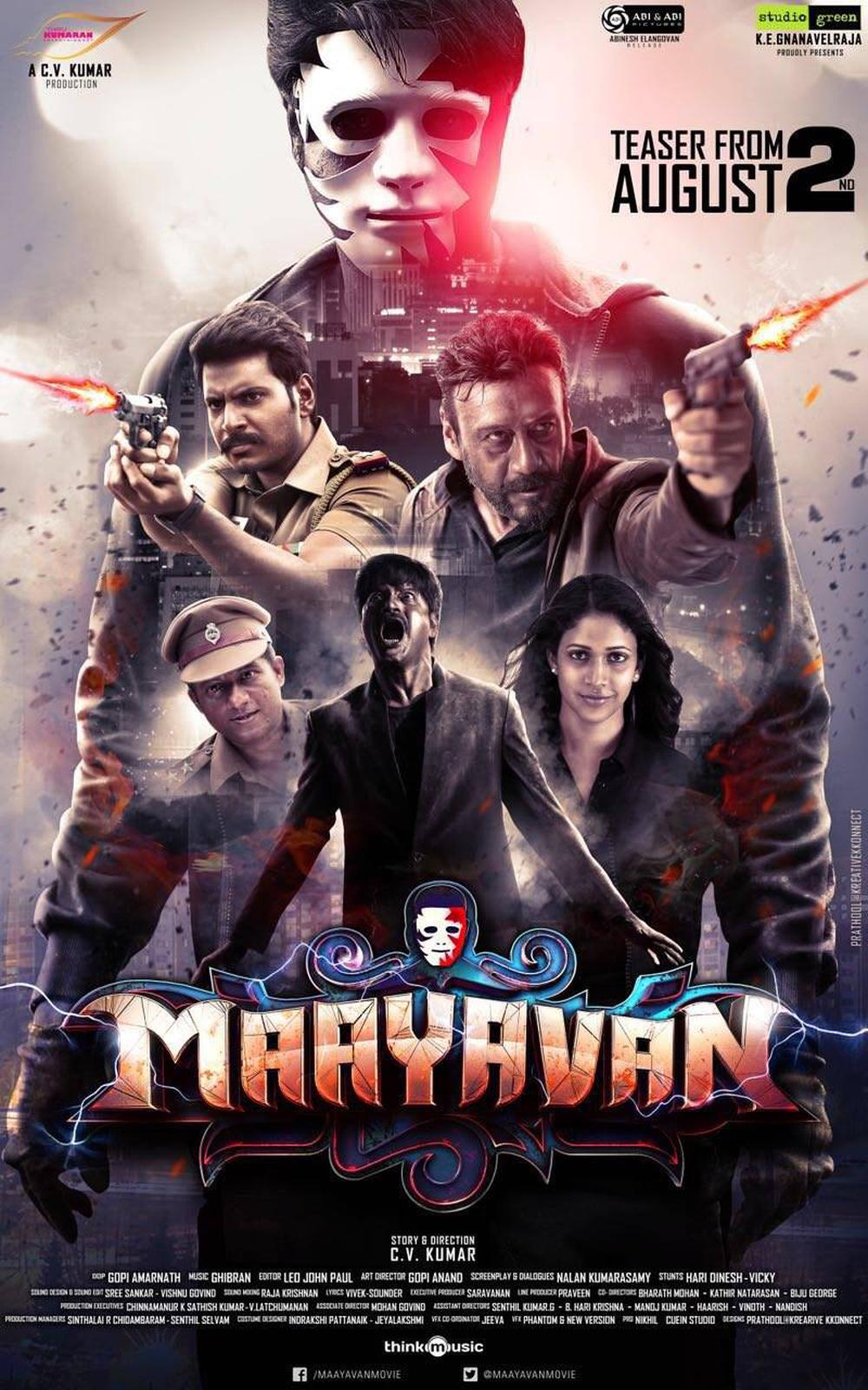Movie Maayavan