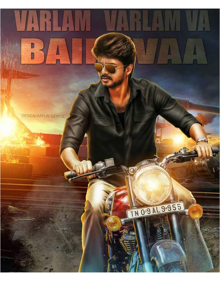 Movie Bairavaa