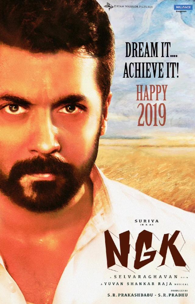 Movie NGK