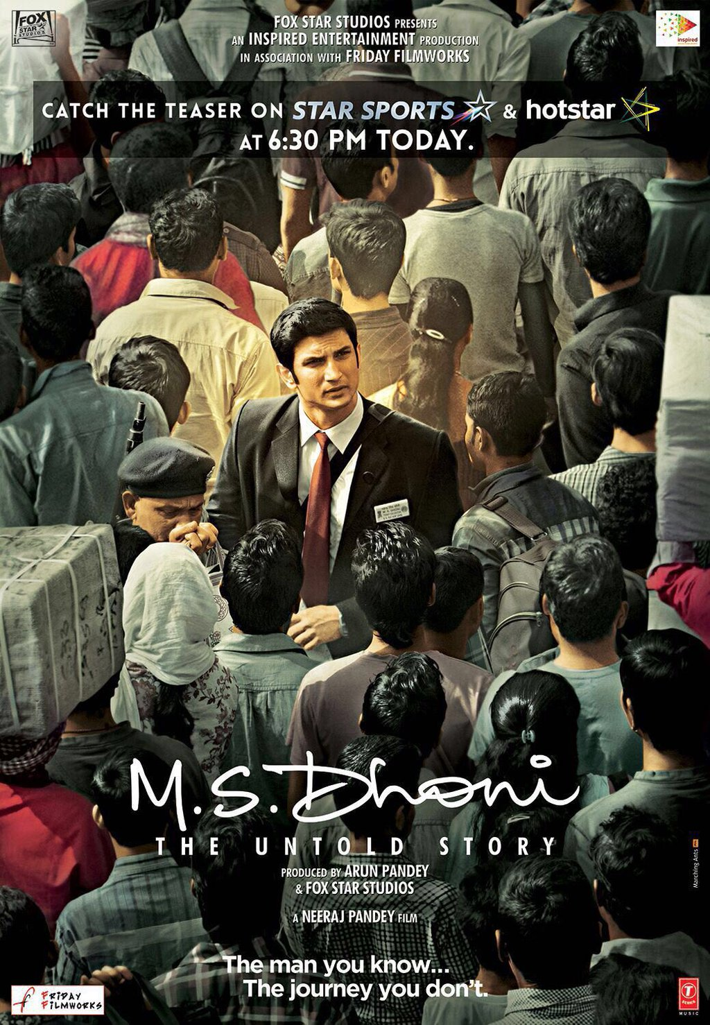 Movie M.S.Dhoni: The Untold Story